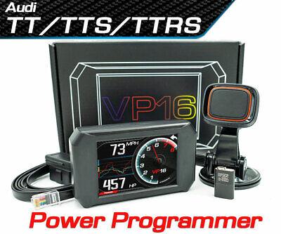 Volo Chip VP16 Power Programmer Performance Race Tuner for Audi TT/TTS/TTRS