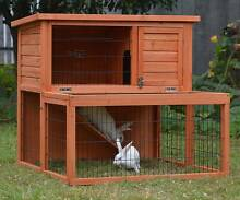 *** NEW ** Double Storey Rabbit Hutch with Extension Run RH206 Dandenong South Greater Dandenong Preview