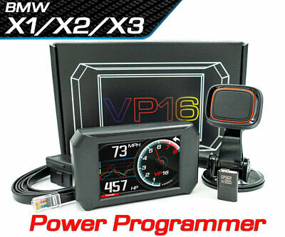 Volo Chip VP16 Power Programmer Performance Race Tuner for BMW X1/X2/X3