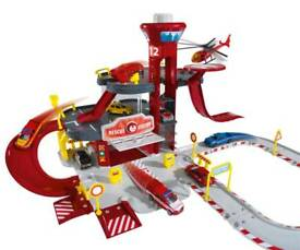 Majorette Rescue Station - Car kids toys