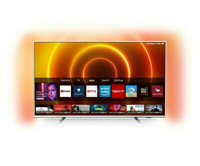 Philips 65PUS7855 164cm 65 Zoll Ultra HD 4K LED Fernseher Ambilight Smart TV HDR