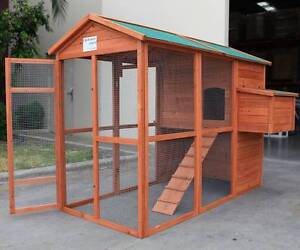 X-Large Chick Coop for 6 Chickens WP001S 200cm x 132cm x 150cm Dandenong South Greater Dandenong Preview