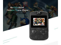 BRAND NEW,32bit PMP V Handheld Slim Game Console with 200+ Games
