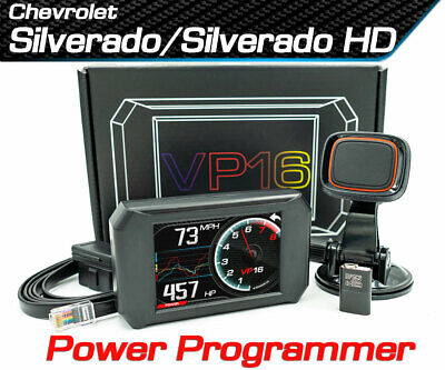 Volo Chip VP16 Power Programmer Performance Race Tuner for Chevy Silverado/HD
