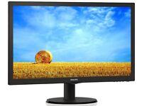 Philips 221S3LSB 21.5-Inch LED Backlight LCD Monitor VGA DVI