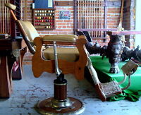 1890's Barber Chair