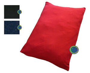 Large-Fleecy-Fleece-Pet-Bed-Dog-Cushion-Zipped-Removable-Cover-95-x-65-cm