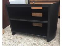 Black TV stand in great condition