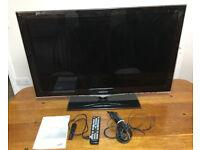 """Samsung 40"""" TV Model No: LE40C650LIK"""