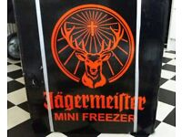 Jäger meister mini freezer