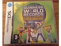Guinness World Records The Videogame Nintendo DS Game