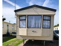 Caravan hire lyons winkups towyn north wales