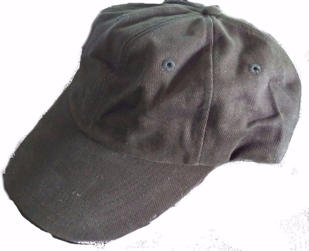10 Black Baseball Caps