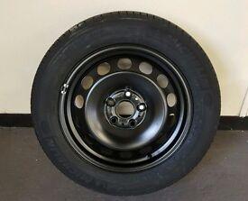 Brand New Skoda Octavia MK3 Full size spare wheel