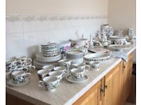 Large collection of portmeirion botanic crockery & other items