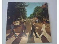 The Beatles- Abbey Road(1969) Lp's