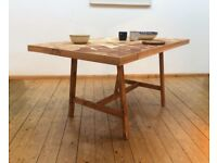 Bespoke Dining Tables, Chairs, Stools and Benches | Handcrafted in North London