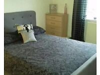 Hygena bed frame and mattress good condition