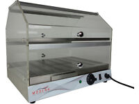 Modena MHD2 Double Level Heated Display Unit Brand New in Box