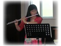 High quality flute lessons from an experienced teacher in Killay, Swansea