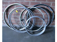 bike rims joblot