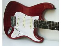 Strat style guitar for sale