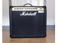 Marshall Valvestate VS65R guitar amplifier with footswitch and manual for sale