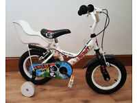 """Apollo Lulu 12"""" wheel bike"""