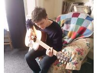 Glasgow Guitar Tutor - Acoustic and Electric