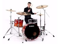 Professional Drummer Available