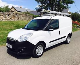 2013/13 Vauxhall Combo Ecoflex 1.3 CDTI - BUY FOR £18 A WEEK - ONLY 72,000 MILES