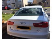 2012 Audi A6 S Line. 2.0L Diesel. Full service history just fitted 2 front tyres, discs an