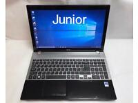 Acer Fast 8GB Ram, 500GB, HD Laptop, Excellent Condition, Microsoft office, HDMI, Boxed