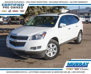 2010 Chevrolet Traverse AWD 2LT *7 Pass *Tow/Haul *Backup Cam