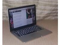 """Apple Mac book Pro 13"""" 512GB SSD, 8GB RAM ( mid 2014 )"""