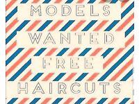 Haircut Models wanted free