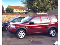 2004(54).land rover freelander for sell wery good condition