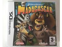 """Nintendo DS """"Dreamworks- Madagascar"""" game"""