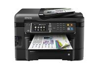Epson WorkForce WF-3640DTWF A4 4-in-1 Business Printer BRAND NEW