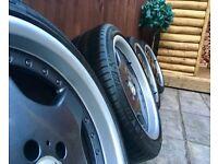 Mercedes Monoblock 18inch wheels