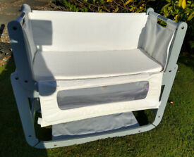 SnuzPod Bedside Crib For Sale