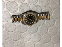 Rolex Oyster Perpetual Diamond Dial Ladies GENUINE