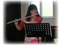KS Flute Lessons -- Private Flute and General Music Tutoring in Killay, Swansea