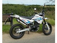 Sinnis apache 125 cc