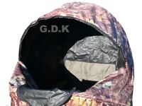 2 man Camouflage hide out tent