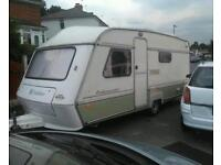 Abi jubilee 4 berth caravan