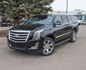 2018 Cadillac Escalade ESV Premium Luxury *Leather *NAV *DVD *7