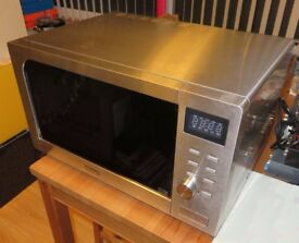 DeLonghi AM925EFY 25L 900w microwave
