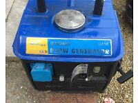 Generator, 850W, Fully Working, NO OFFERS (diy, tools,garden,car,camping,trip,accessories,trade)