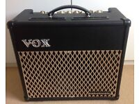 Vox VT30 Valvatronic Amp with Custom Faux leather cover & Power plug